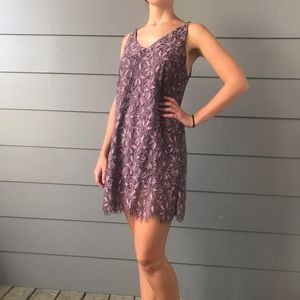 Purple Sundress Speechless Small